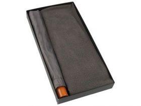 Набор: складной зонт и флисовый шарф в подарочной упаковке (арт. 861008)