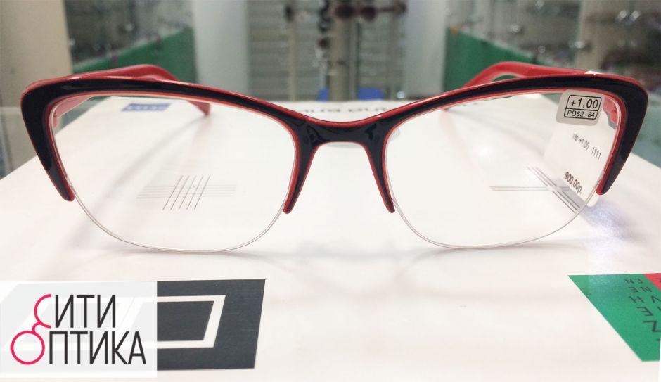 Готовые очки  для чтения Coco 1109