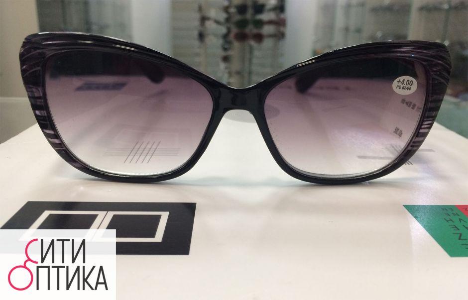 Тонированные  готовые очки . Ralph  RA 0569