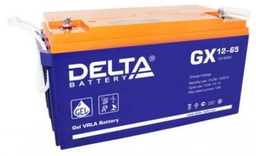 Аккумуляторная батарея GX 12-65