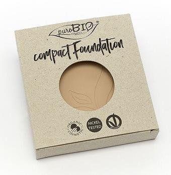 PuroBio - REFILL/Компактная тональная основа 01 / Compact Foundation pack 9 гр.
