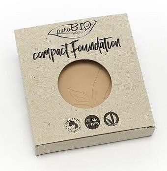 PuroBio - REFILL/Компактная тональная основа 03 / Compact Foundation pack 9 гр.