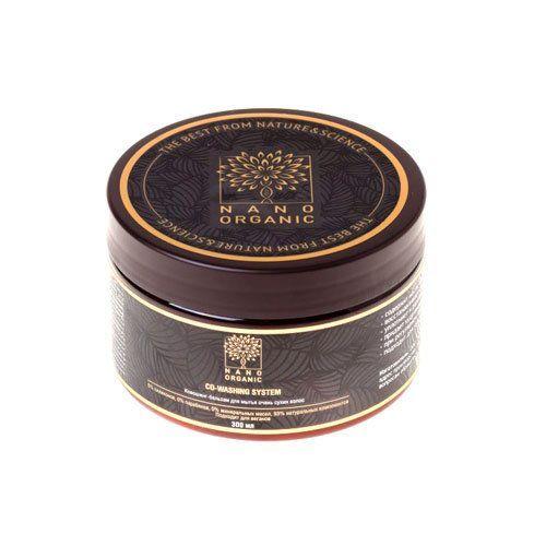 Нано Органик - Ковошинг для сухих волос, 300мл