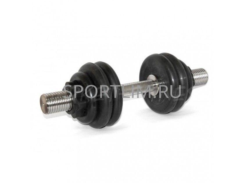 Гантель MB Barbell Atlet d.51мм 19 кг