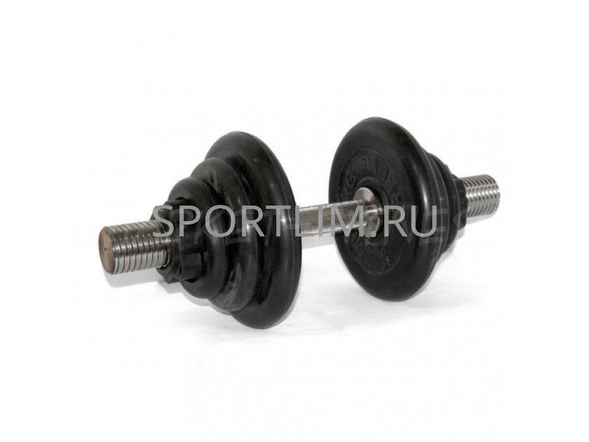 Гантель MB Barbell Atlet d.51мм 24 кг