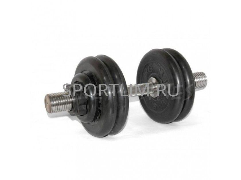 Гантель MB Barbell Atlet d.51мм 29 кг