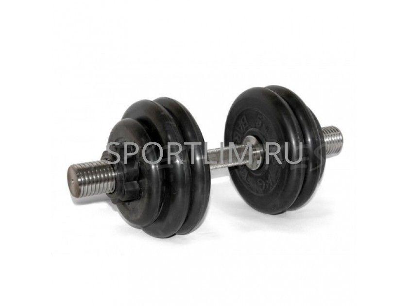 Гантель MB Barbell Atlet d.51мм 31.5 кг