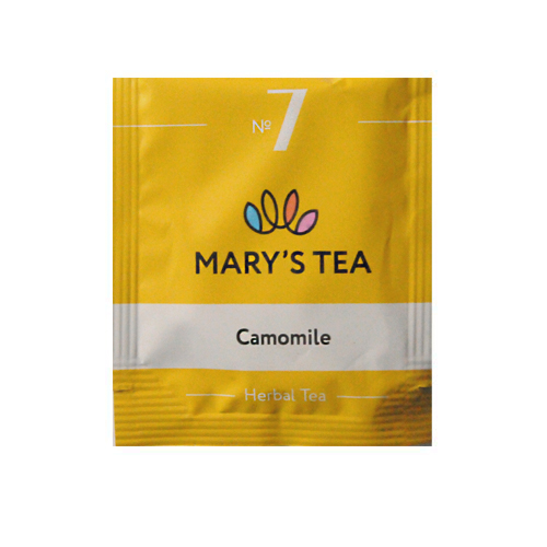 «Mary's tea Camomile»