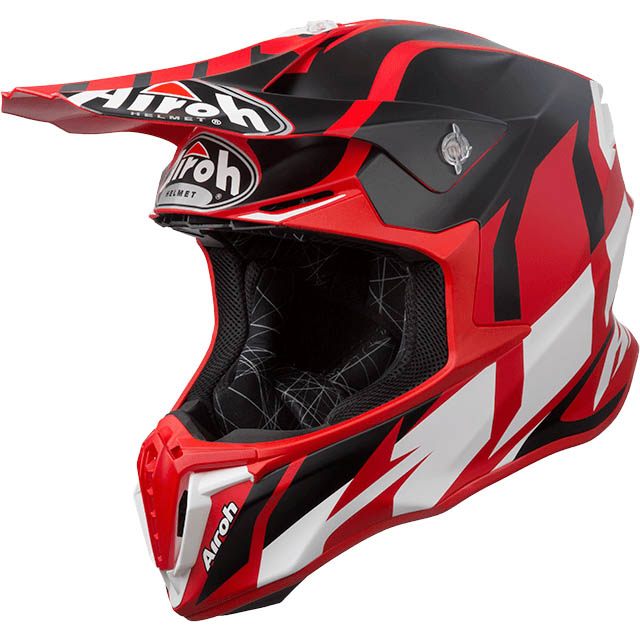 Airoh - Twist Great Red Matt шлем, красный матовый