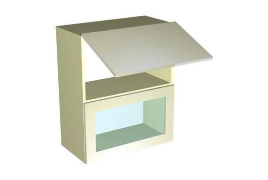 Шкаф антресоль ШАВ-60-2Д (Кухня Шанталь 3)