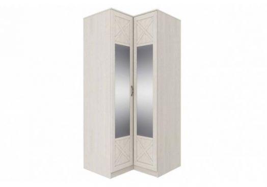 Шкаф угловой с зеркалом Лозанна СТЛ.223.10