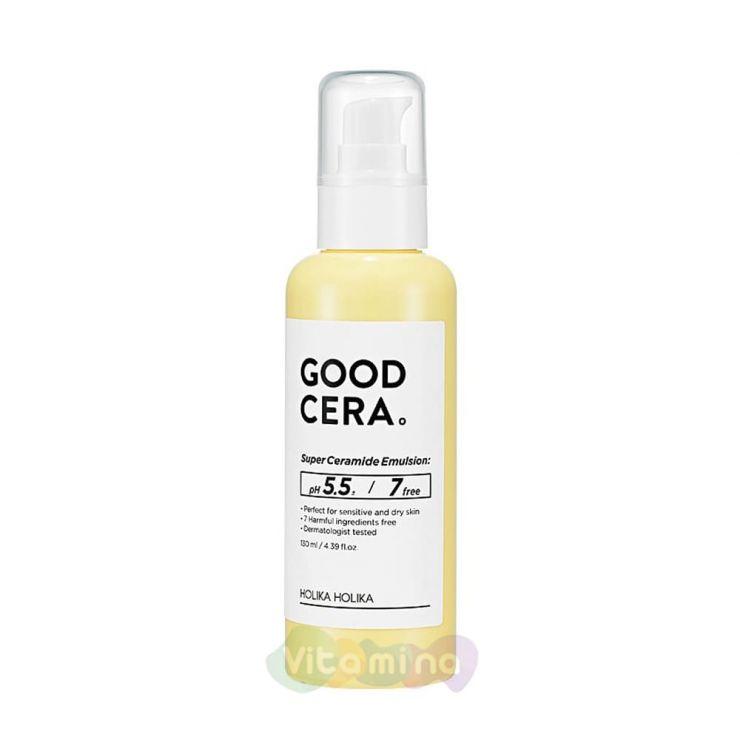Holika Holika Эмульсия с керамидами для чувствительной кожи Good Cera Emulsion Sensitive