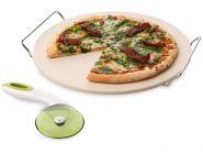 Набор для пиццы: подставка и нож (арт. 11243700)