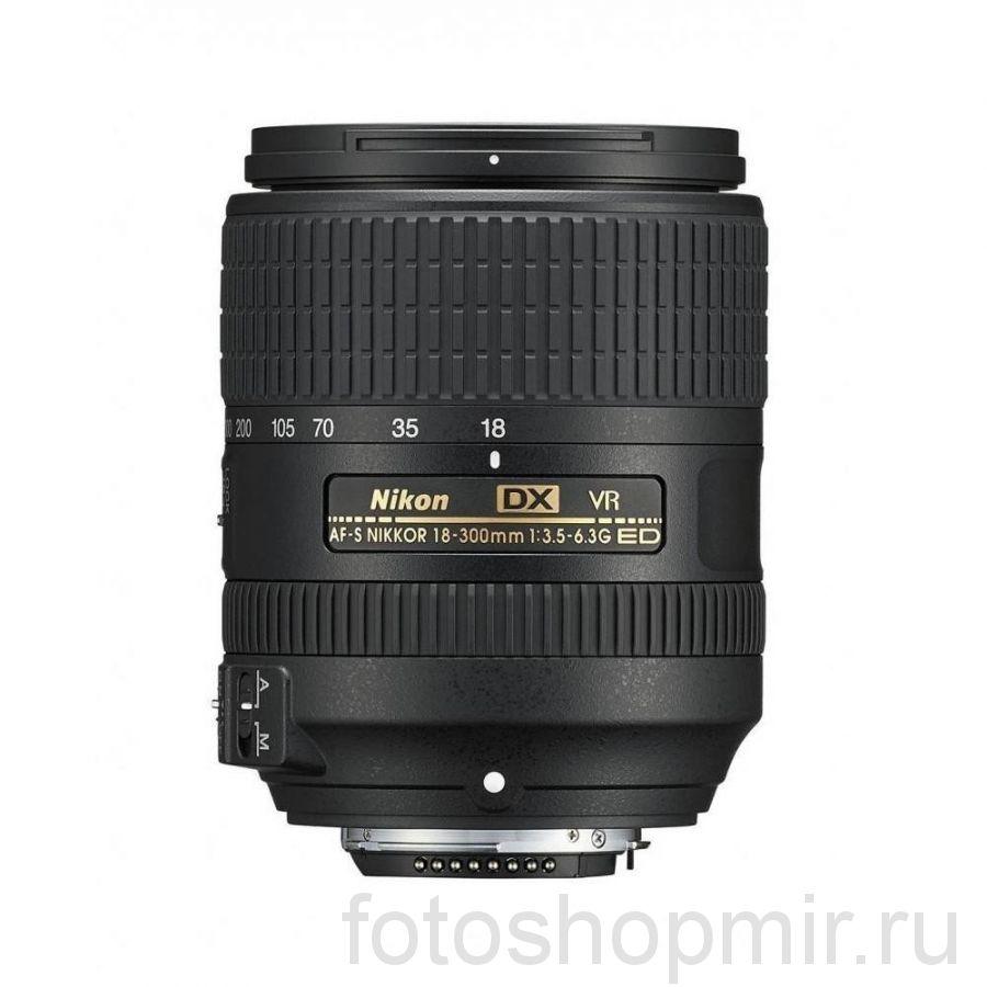 Nikon 18-300mm f/3.5-6.3G ED AF-S VR DX