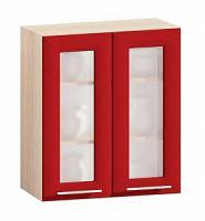 Шкаф-сушка 2х дверный стекло