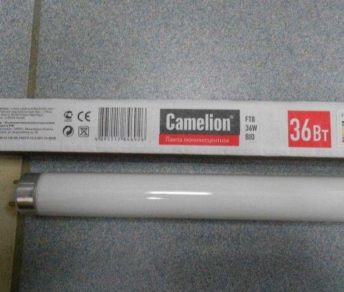 Лампа для растений Camelion 36W FT8-36W-BIO