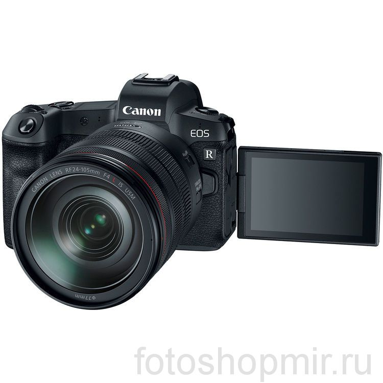 Canon EOS R Kit RF 24-105 mm F4L IS USM