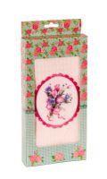 Подарочный набор  полотенец (1шт) №ДН0-30
