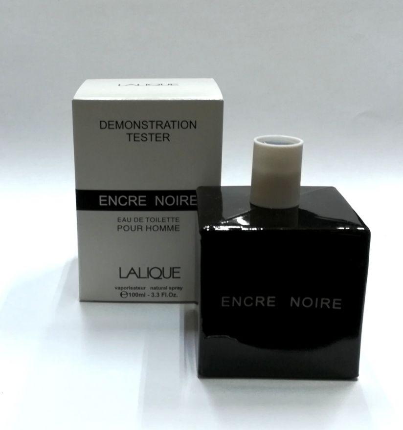 Tester Lalique Encre Noir Pour Homme EDT 100ml