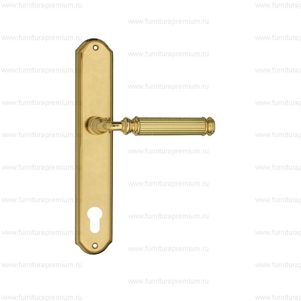 Ручка на планке Venezia Mosca PL02 CYL