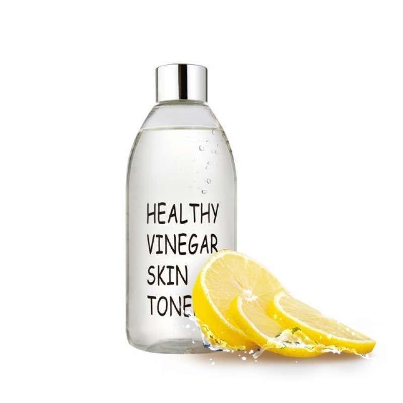 [REALSKIN] Тонер для лица ЛИМОН Healthy vinegar skin toner (Lemon), 300 мл
