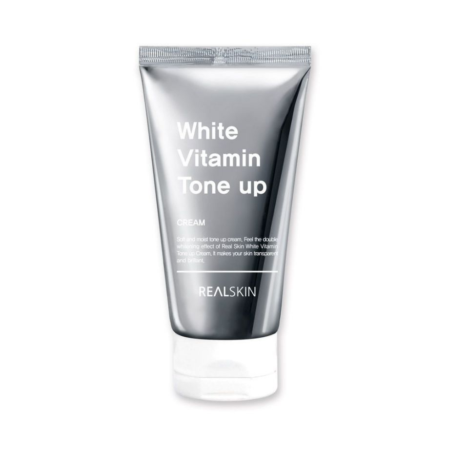 [REALSKIN] Крем для лица White Vitamin Tone-Up Cream, 100 гр