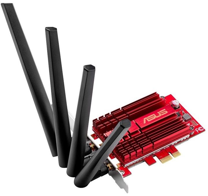 Wi-Fi адаптер Asus PCE-AC88