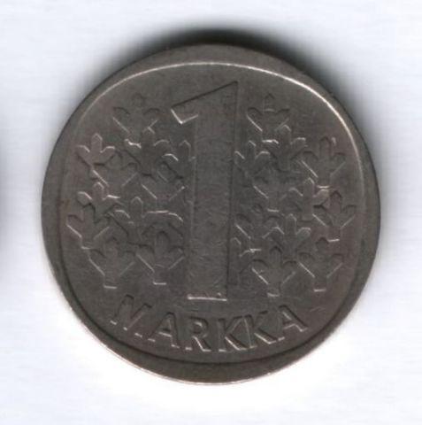 1 марка 1977 года Финляндия