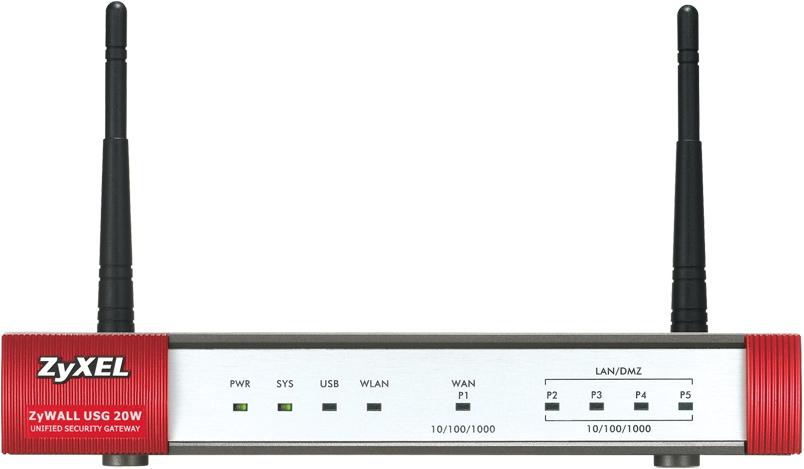 Wi-Fi адаптер ZyXel ZyWALL USG 20W
