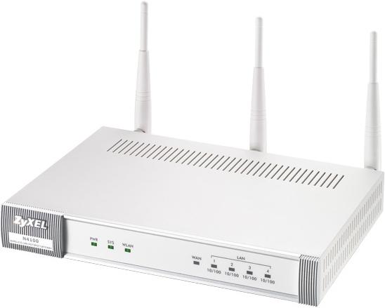 Wi-Fi адаптер ZyXel N4100