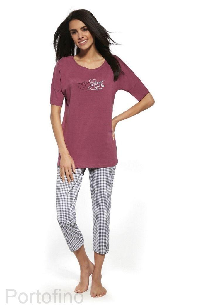 087-131 Пижама женская Cornette