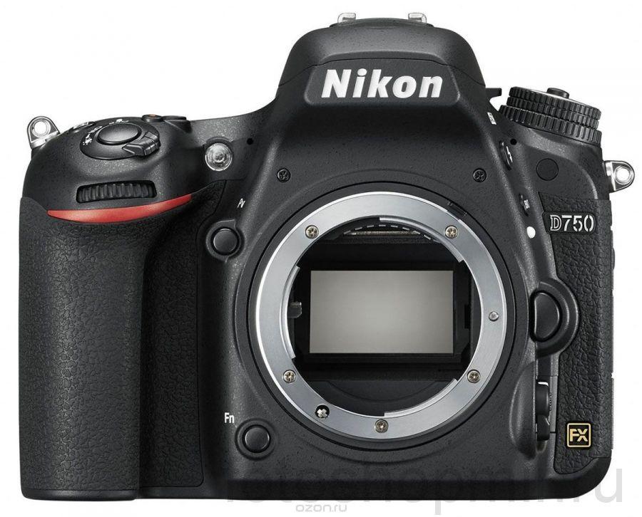 Nikon D750 Body(WI-FI)