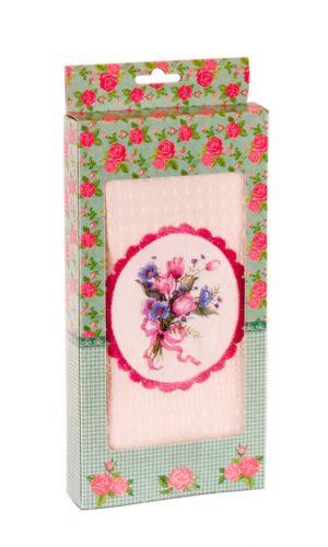 Подарочный набор  полотенец (1шт) №ДН0-31