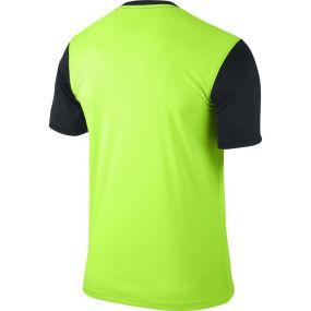 Детская салатовая игровая футболка Nike Victory II Jersey