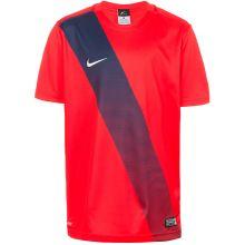 Детская футболка Nike Sash красная