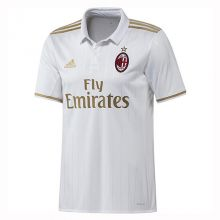 Игровая футболка клуба adidas Associazione Calcio Milan Away Jersey белая