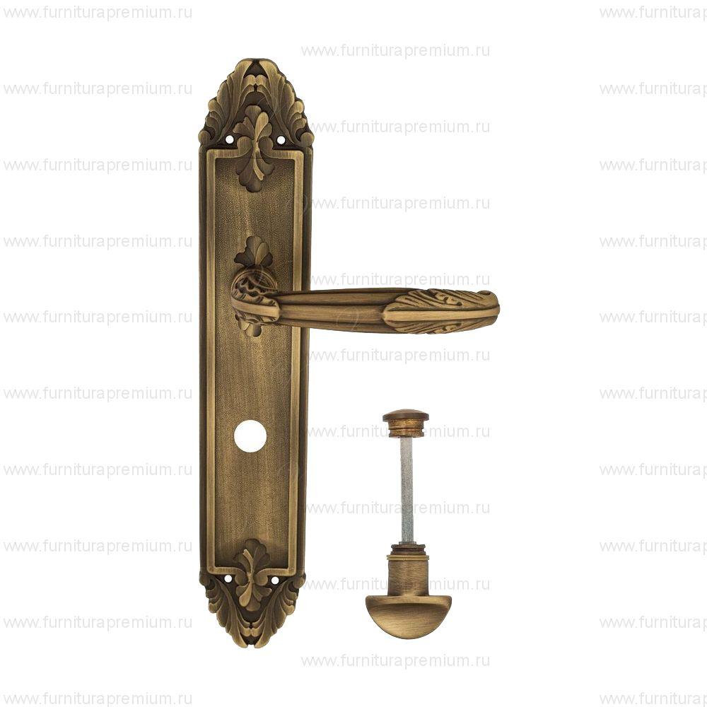 Ручка на планке Venezia Angelina PL90 WC-2