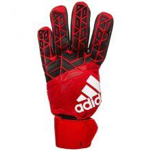 Вратарские перчатки adidas Trans Pro красные
