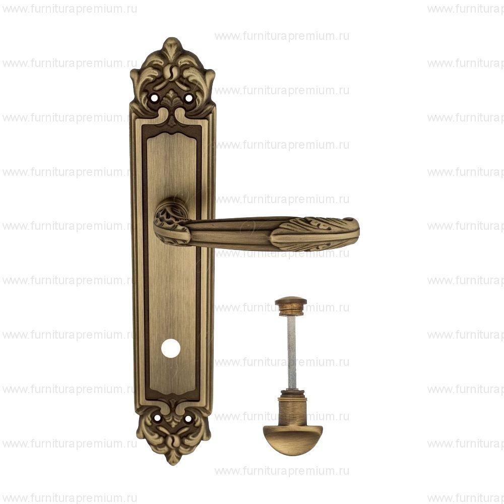 Ручка на планке Venezia Angelina PL96 WC-2