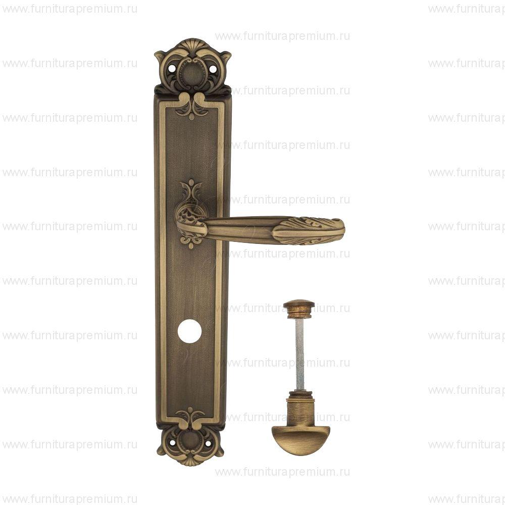 Ручка на планке Venezia Angelina PL97 WC-2