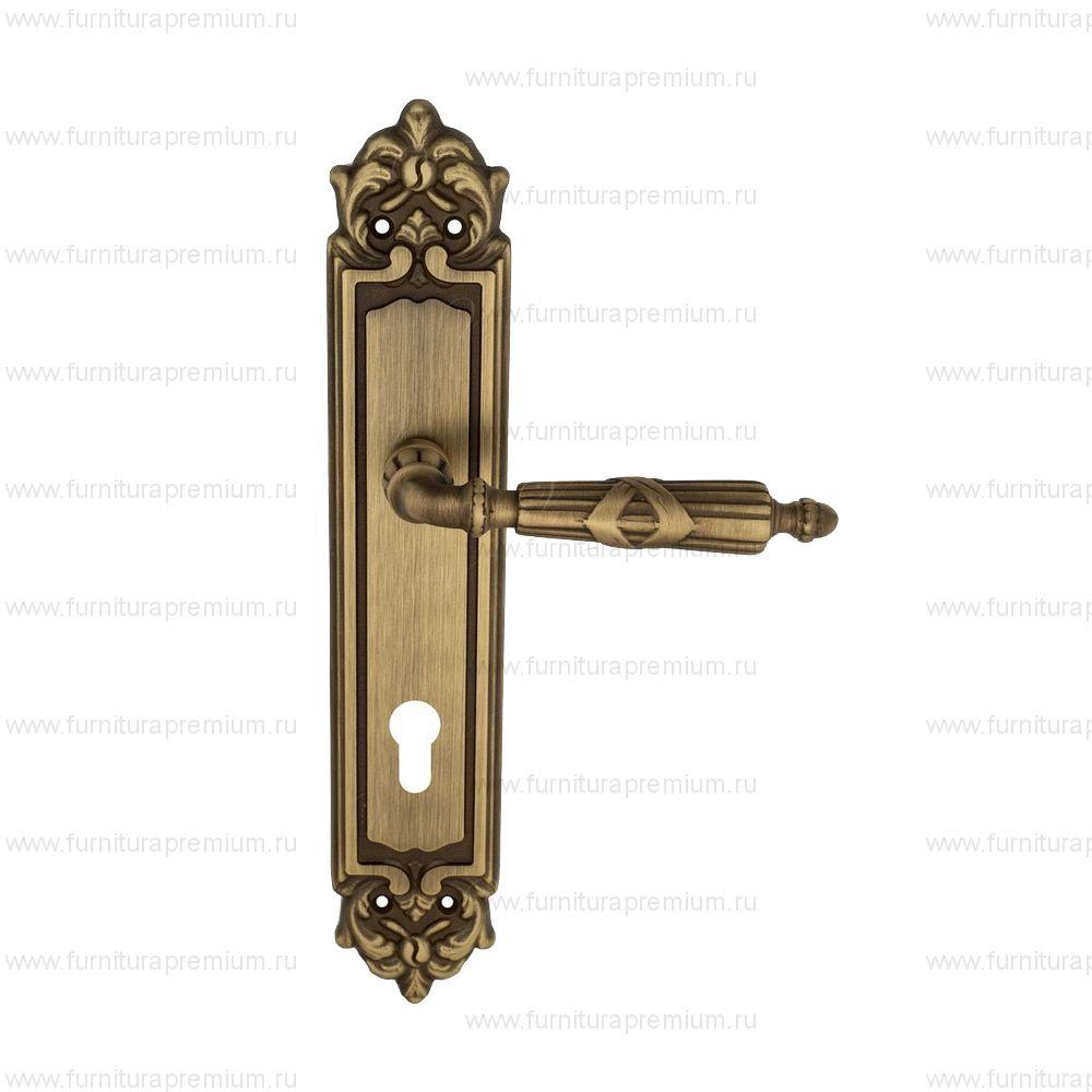 Ручка на планке Venezia Anneta PL96 CYL