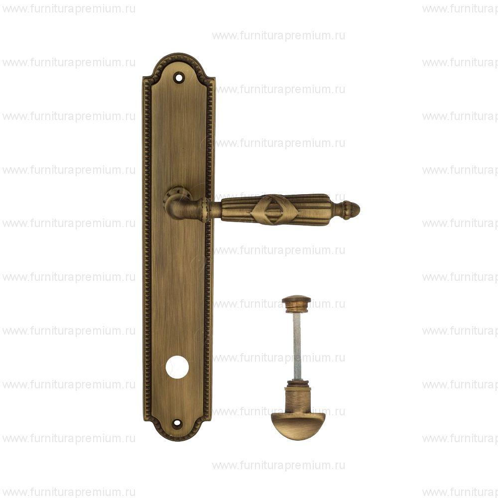 Ручка на планке Venezia Anneta PL98 WC-2