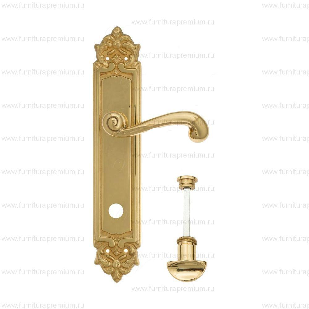 Ручка на планке Venezia Carnevale PL96 WC-2