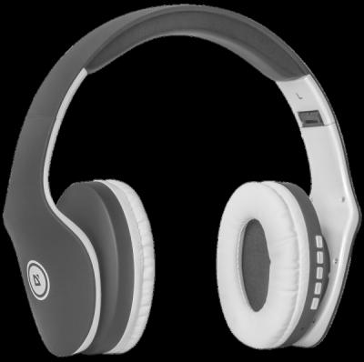 Акция!!! Беспроводная гарнитура FreeMotion B525 серый+белый, Bluetooth