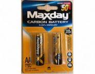 "Батарейки солевые ""Maxday"" AAA R03P 1.5 V (арт. AN-459)"