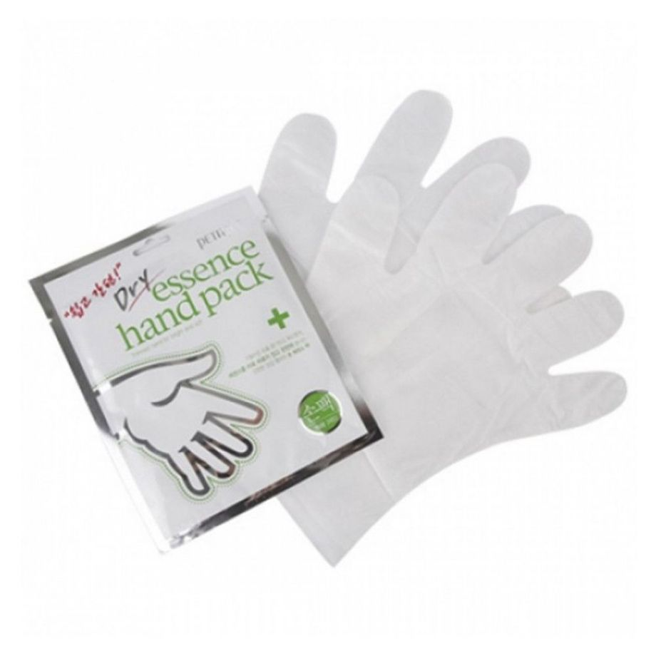 [PETITFEE] Маска-перчатки д/рук с сухой эссенцией Dry Essence Hand Pack