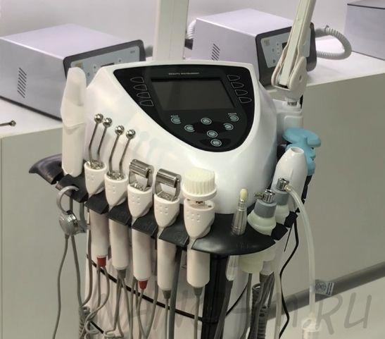 Косметологическая стойка, 9 функций, SD-5001