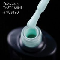 Гель-лак NUB 160 TASTY MINT, 8 мл