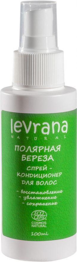 Спрей-кондиционер для волос Полярная Берёза MINI Levrana (Леврана) 100 мл