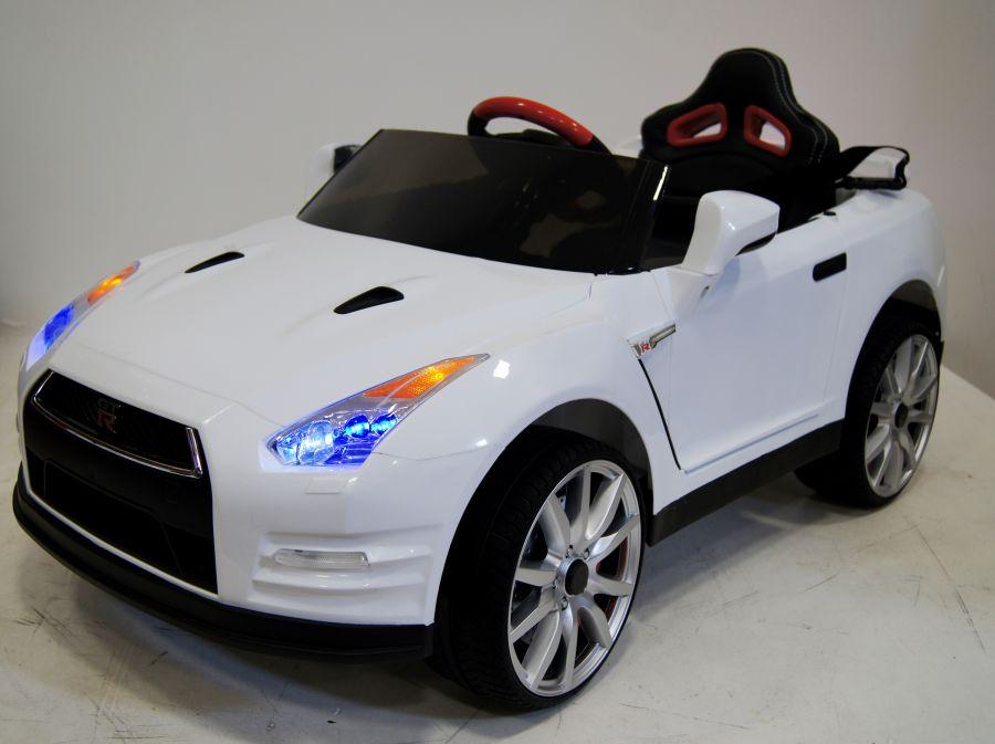 Детский электромобиль Nissan GTR
